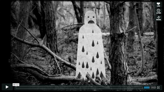 "David Lemm, ""Halloween Spooks"" video"