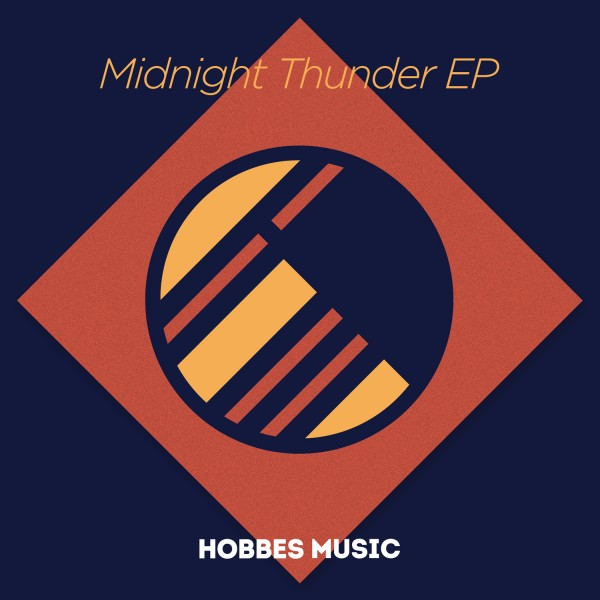 Various Artists, Midnight Thunder EP (HM001) [Digital Promo Artwork]